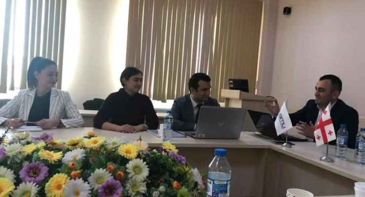 Monitoring Visit Delivered by Erasmus Plus Office of Azerbaijan