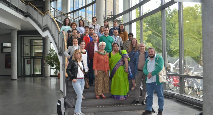 Study Visit At the University of Oldenburg 2019